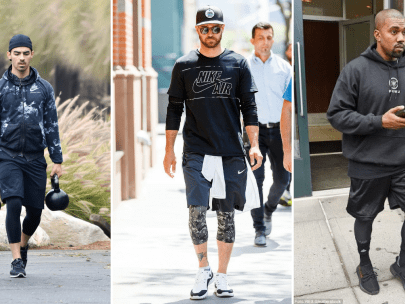 5 Days, 5 Ways: Guys' Workout Style