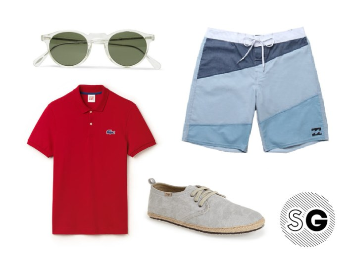 july 4th, 4th of july, long weekend, what to pack, summer style, men's style