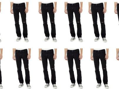 Wear it Well: Levi's Distressed Denim