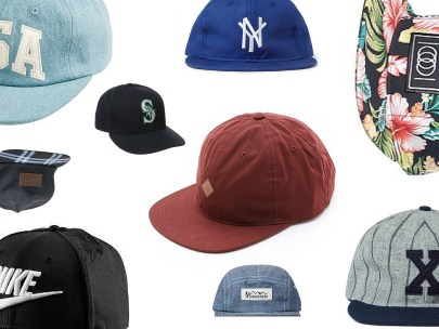 The 5 Baseball Cap Styles Every Guy Needs to Know