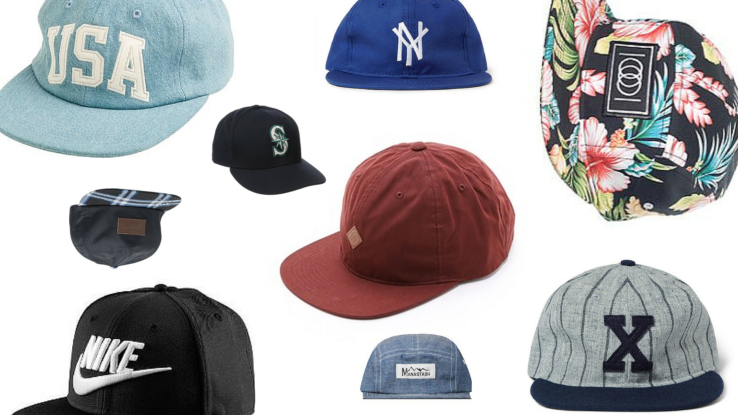 15079eaf5 Know Your Cap: 5 Baseball Cap Styles For Every Guy