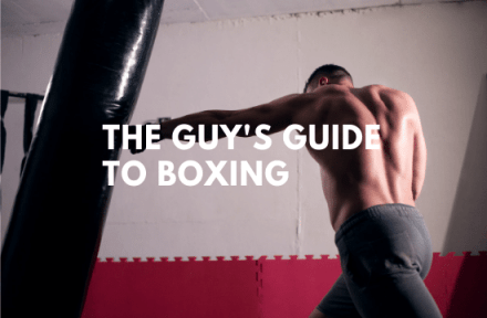 Workout 101: A Guy's Guide to Boxing