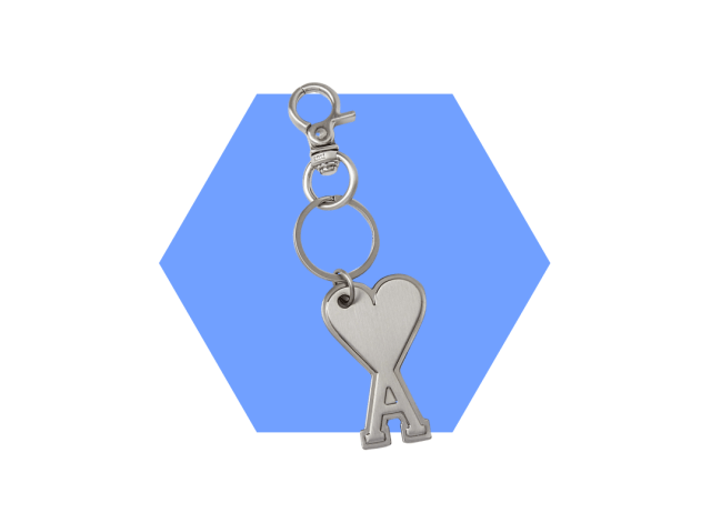 men's key ring key fob