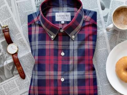 5 Days, 5 Ways: How to Wear a Plaid Shirt