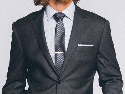 Why Every Guy Needs a Charcoal Suit, and How to Wear One