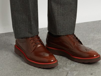 5 Days, 5 Ways: Contrast Sole Shoes