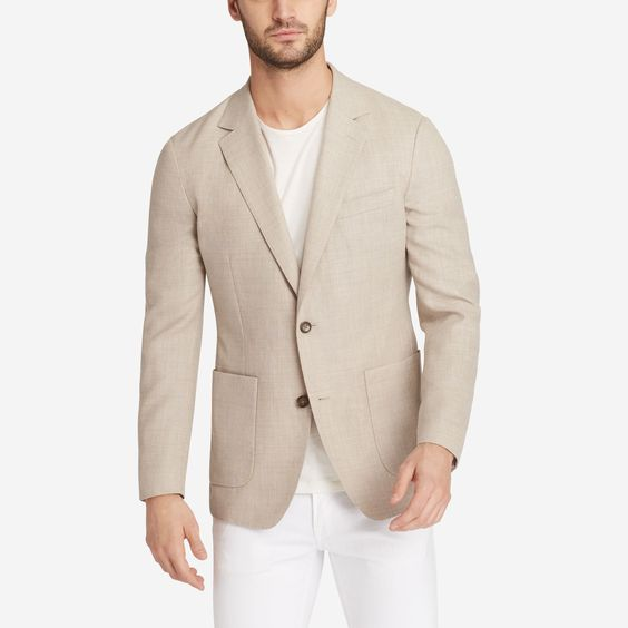 unstructured blazer, unconstructed blazer, bonobos, jacket, summer layer