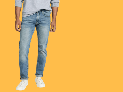 How to Wear Faded Jeans: 5 Days, 5 Ways
