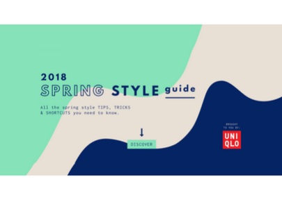 Introducing: The Uniqlo & Style Girlfriend 2018 Spring Style Guide for Guys