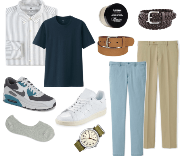 Uniqlo Spring Break Outfits