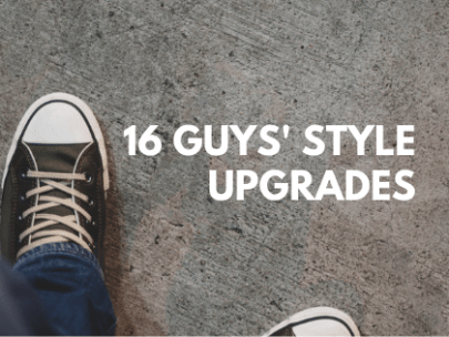 16 Ways Your Life Can Change With a Style Upgrade