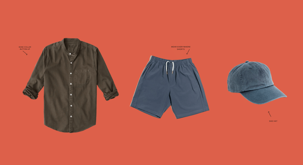 mens loungewear outfit