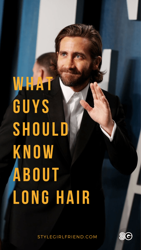 An Argument For Long Hair On Guys Style Girlfriend