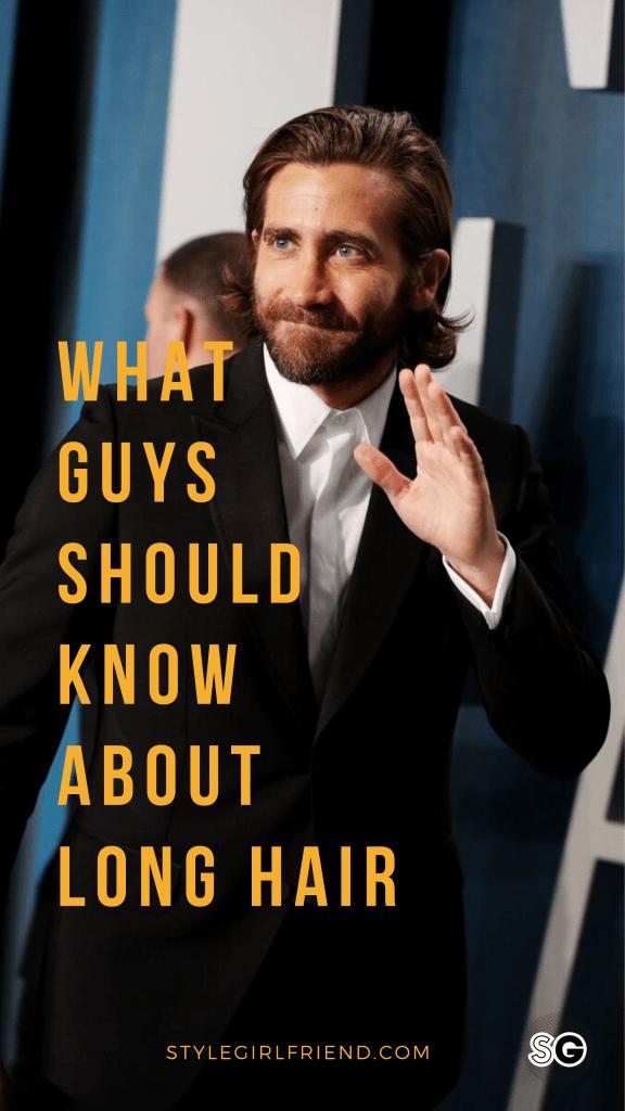 Man should hair long a have Long Hair