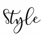 Style Gorgeous Logo 'Style' word only LR