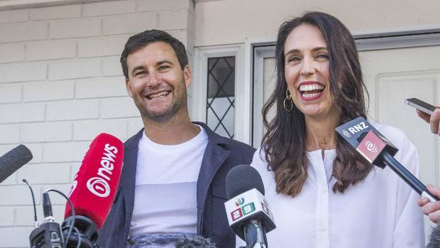 Jacinda's announcement