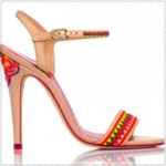 Embroidary shoes