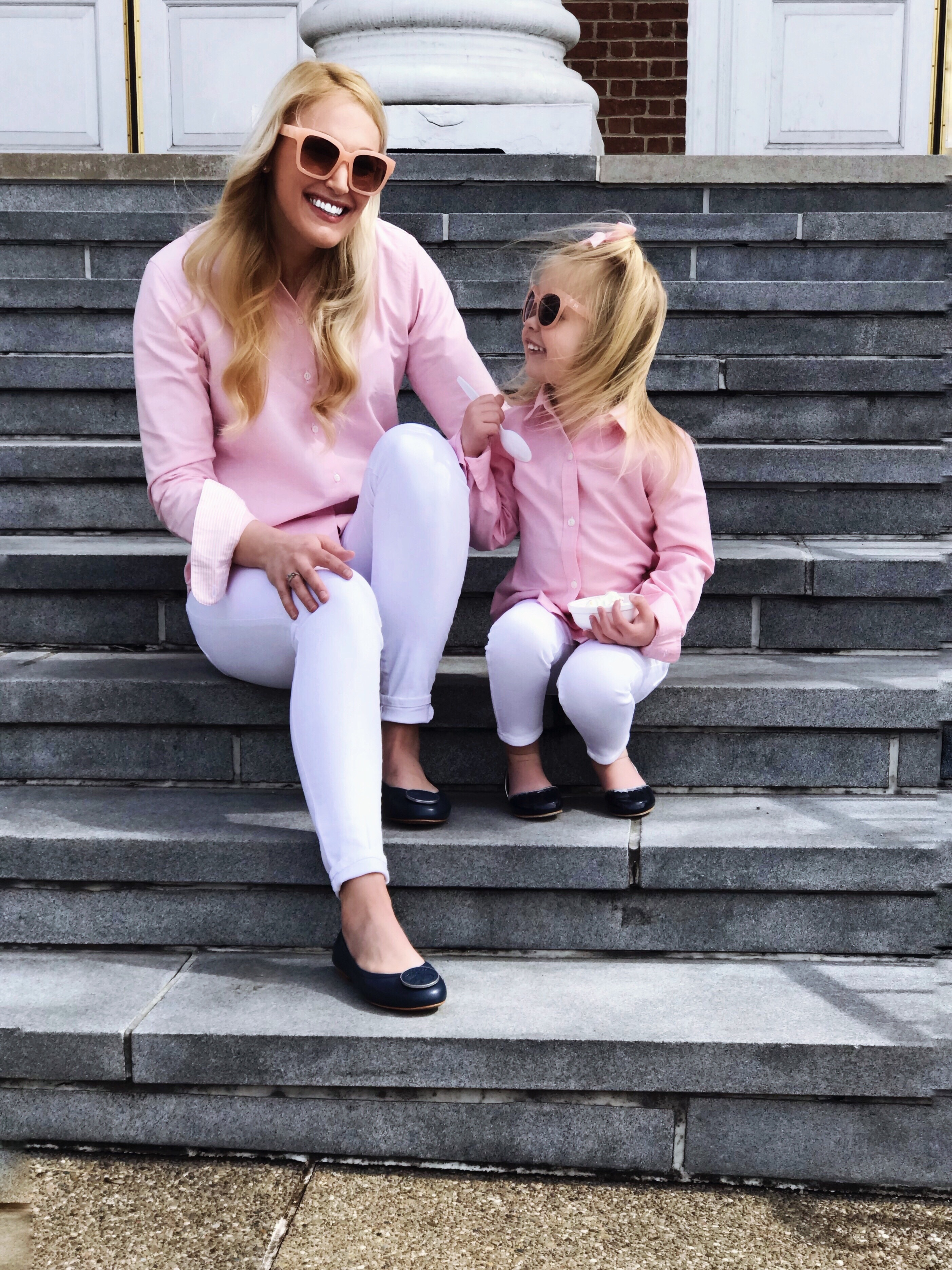 feea4c1ed84e7 Brooks Brothers Pink Oxford Shirt | Mommy and Me Outfits | Classic Preppy  Ivy League