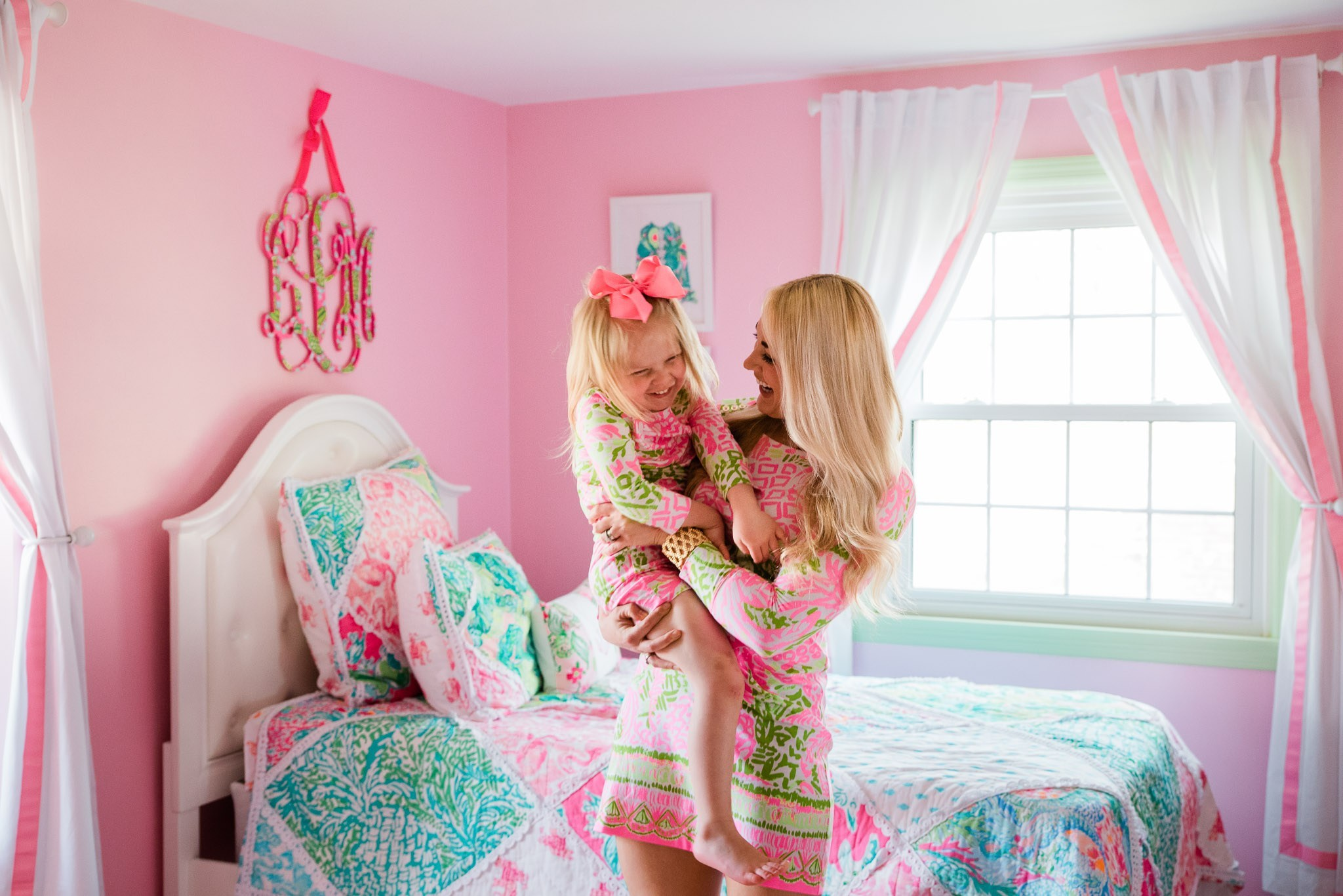 Exceptionnel Lilly Pulitzer And Pottery Barn | Lilly X PB Collection | Little Girlu0027s  Bedroom | Lilly