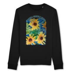 Faded Garden Organisch Unisex Sweatshirt