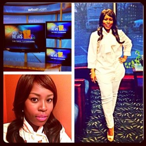 Kim West WBAL TV 11