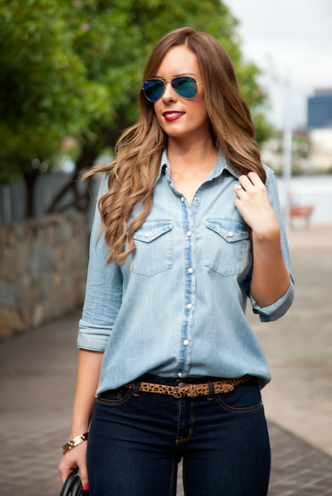 338a6169e1c88 Style Sessions Fashion Link Up  How To Wear Denim on Denim