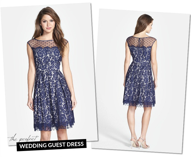 The Perfect Outfit For Wedding Guests
