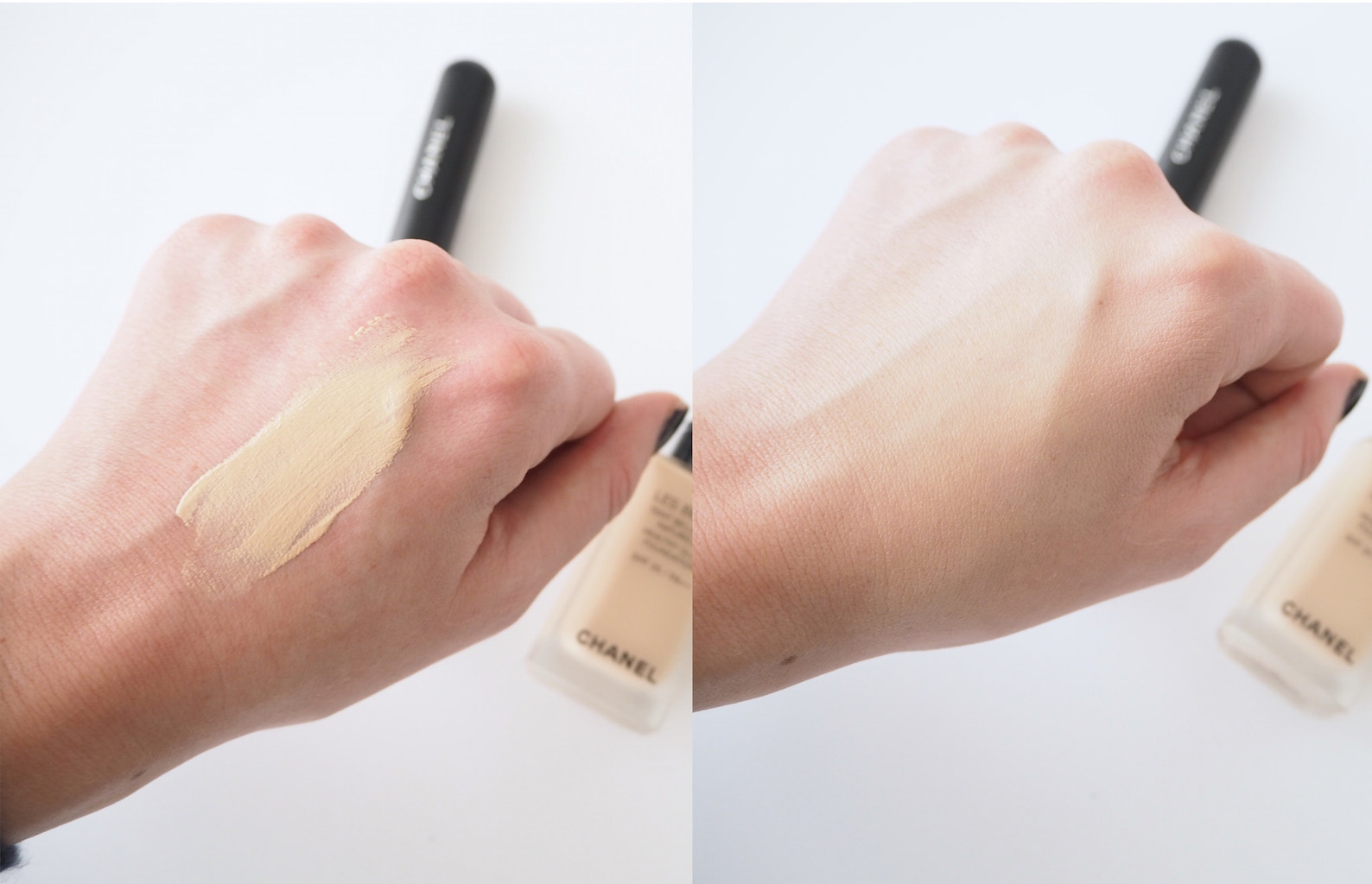 06e639e7f2 CHANEL LES BEIGES HEALTHY GLOW FOUNDATION - Style Lobster
