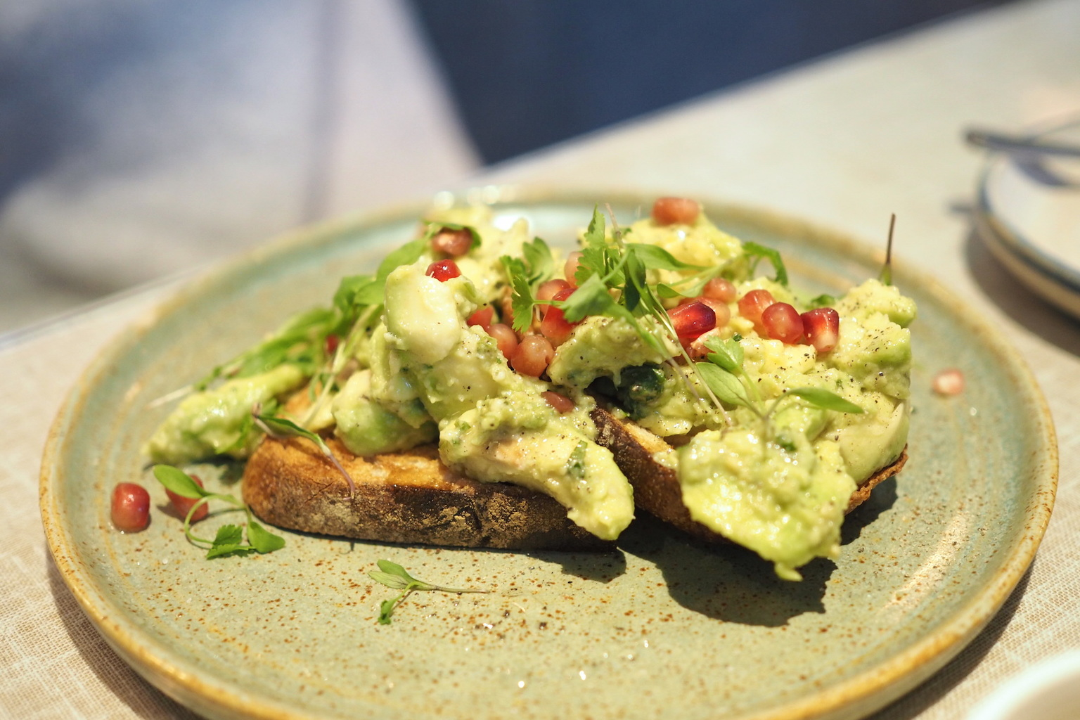 STYLELOBSTER BRUNCHES AT FARM GIRL CAFE, NOTTING HILL