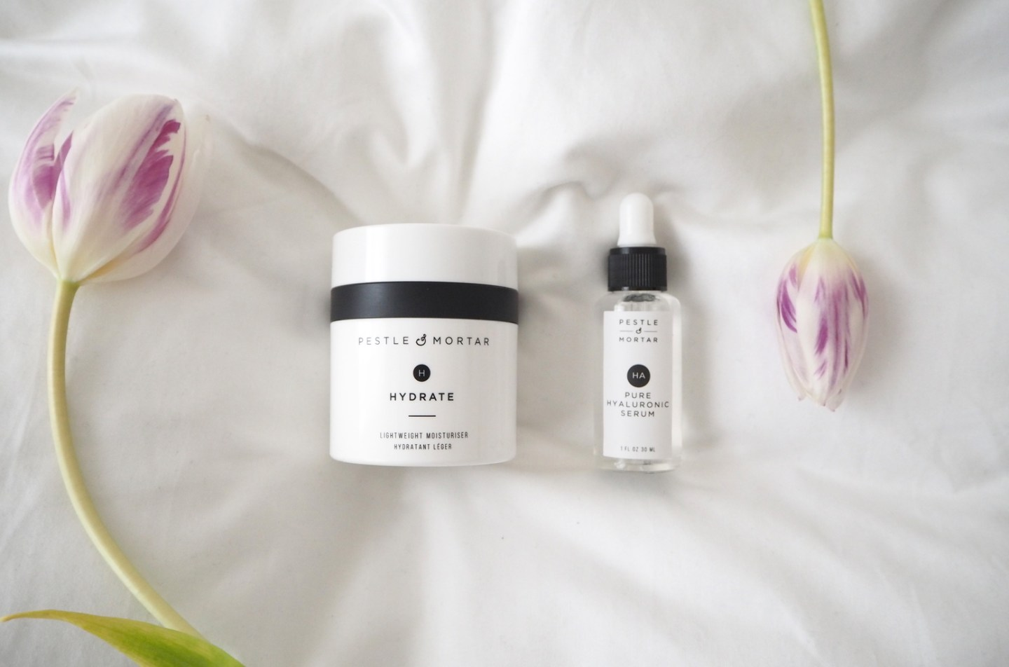 A FAB LIGHTWEIGHT SUMMER SKINCARE DUO FOR HYDRATION