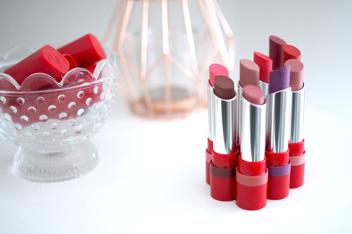 ... MUST-HAVE MATTE LIPSTICK: RIMMEL THE ONLY 1 #LIPLIBRARY