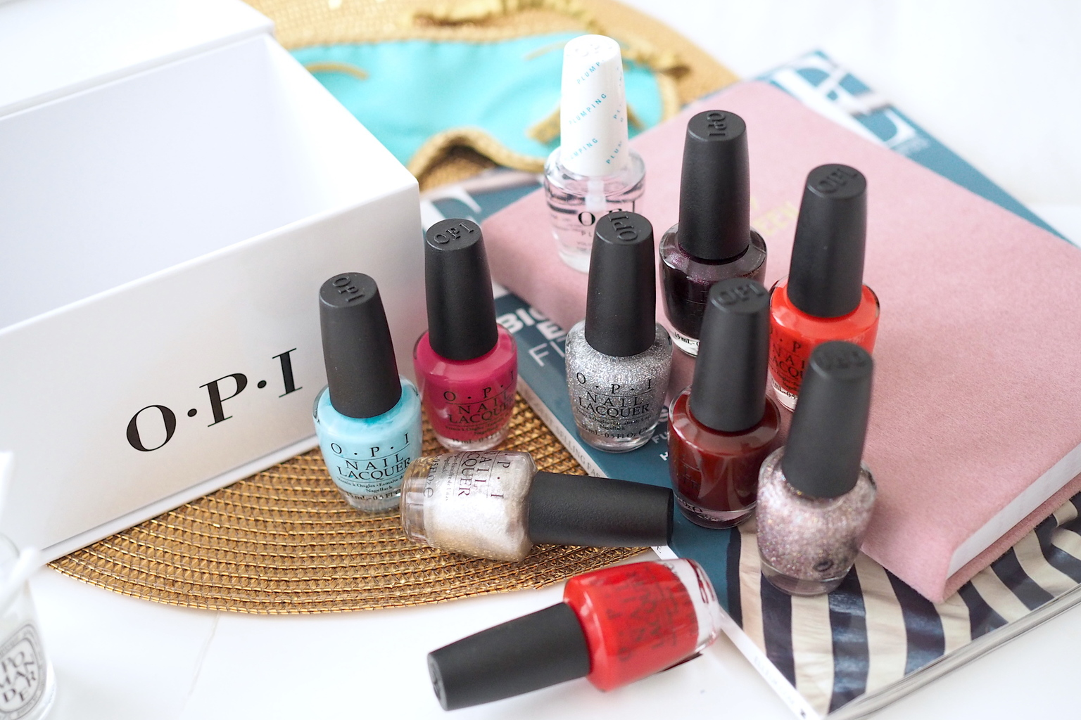OPI LAUNCH A BREAKFAST AT TIFFANY'S HOLIDAY COLLECTION