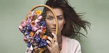 raqueta-vintage-flores