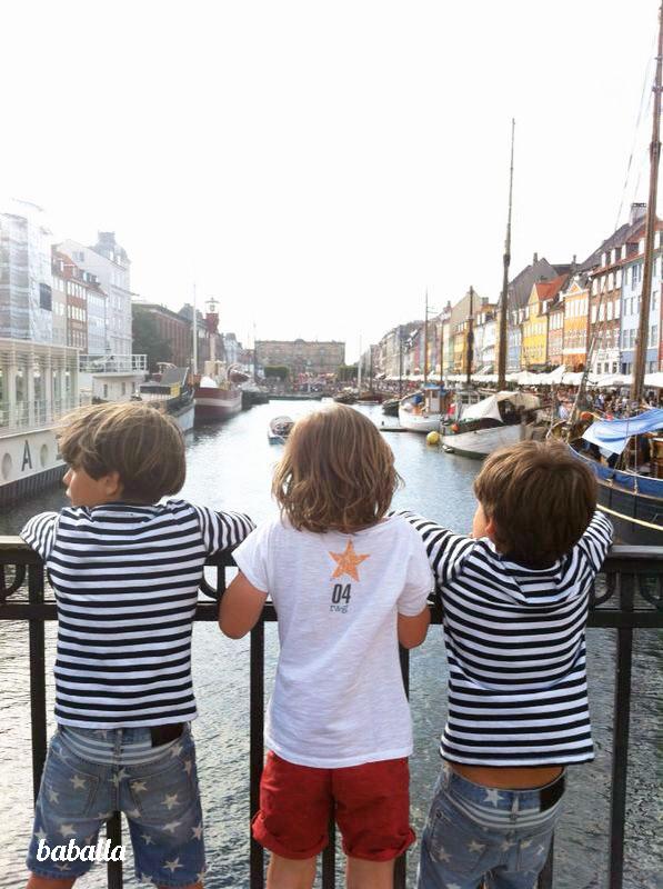 Nyhavn_copenhague Copenhague con niños baballa