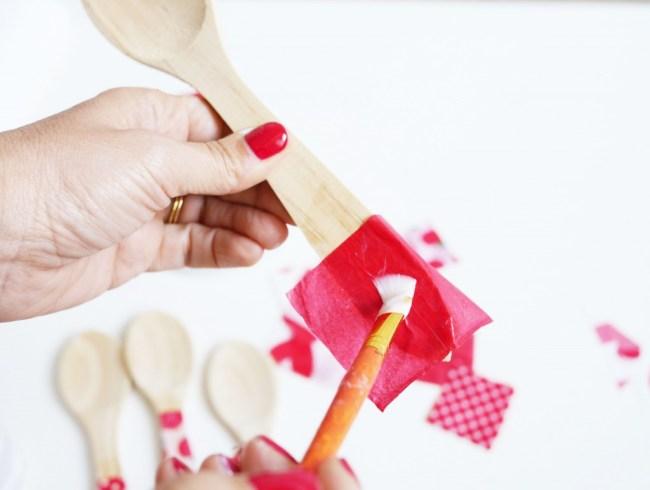 cucharas de madera personalizadas