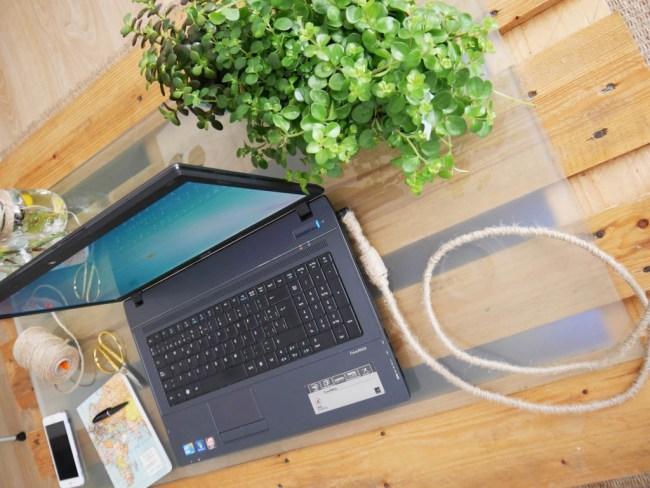 como disimular los cables del ordenador