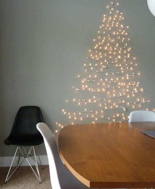 Conseguir una decoración navideña fácil