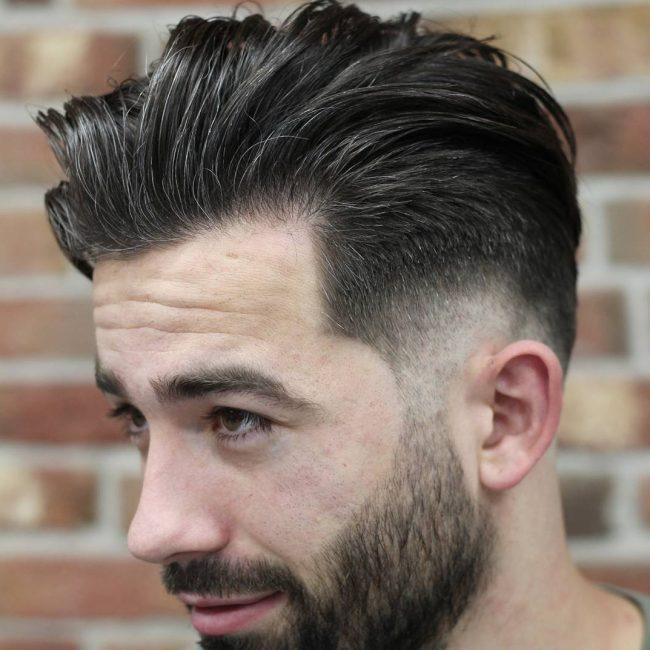 Close And Clean Haircut