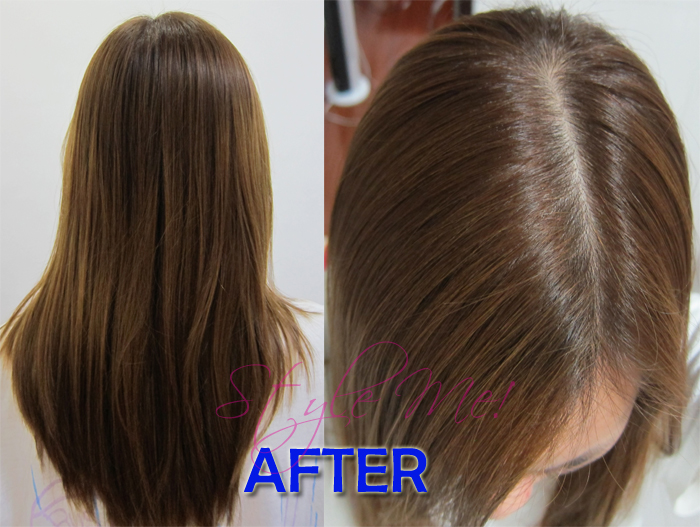 My Take On Fresh Lights BubbleFoam Hair Dye How To