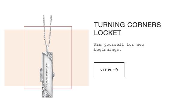 Fortune & Frame locket