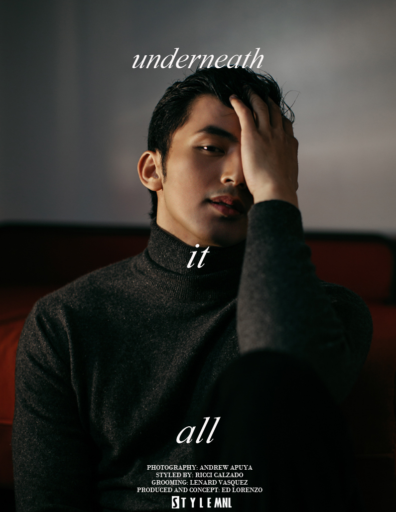 underneath it all featuring Enzo Pineda