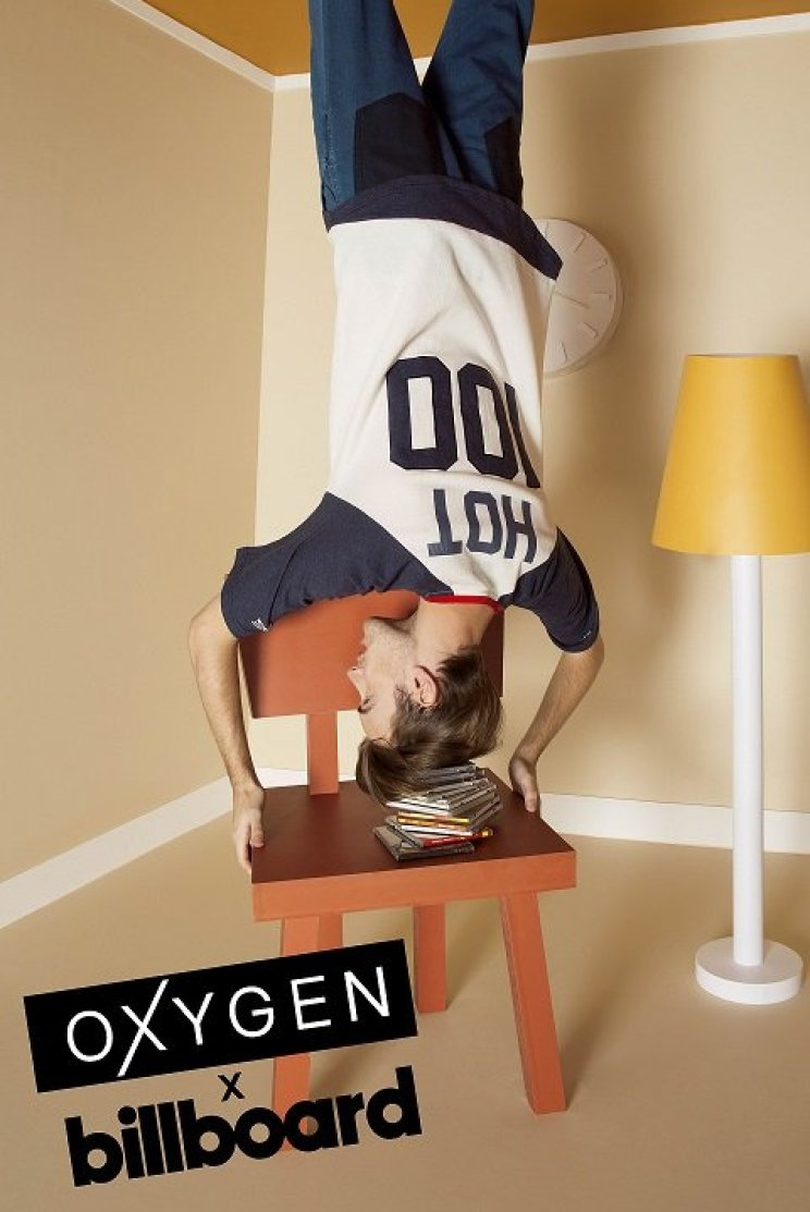 OXYGEN x BILLBOARD WILL TURN YOU UPSIDE DOWN