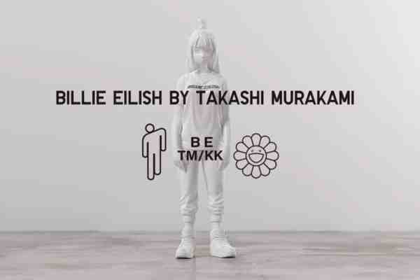 UNIQLO UNVEILS MANGA INSPIRED COLLABORATION COLLECTION WITH BILLIE EILISH AND TAKASHI MURAKAMI