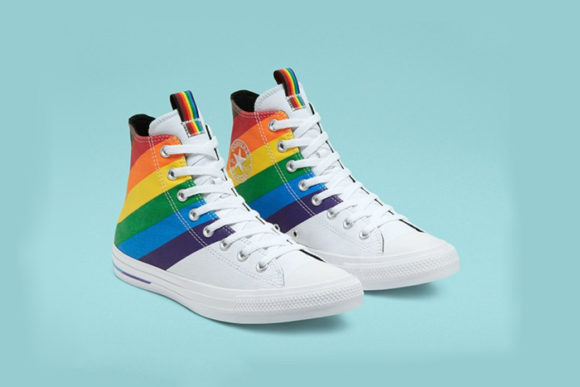 CONVERSE RELEASES A CAPSULE COLLECTION TO CELEBRATE THE PRIDE MONTH