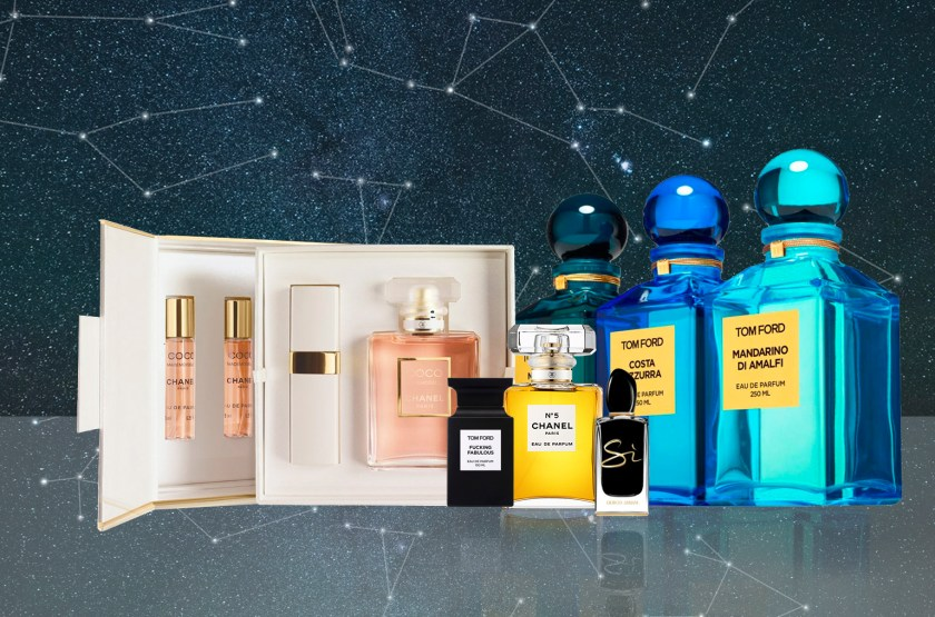 THESE ARE THE BEST PERFUMES TO MATCH YOUR ZODIAC ACCORDING TO A PERFUME AFICIONADO