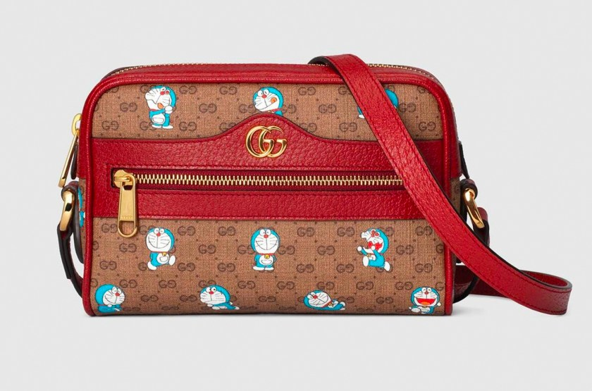 GUCCI RELEASES AN EXCLUSIVE 50-PIECE COLLECTION OF DORAEMON FASHION PIECES - STYLE MNL