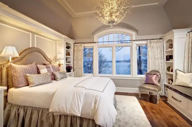 20 Master Bedroom Design Ideas In Romantic Style