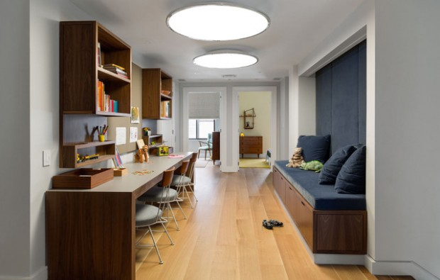 22 Inspirational Kids Study Room Design Ideas