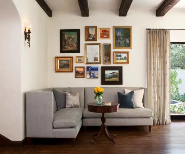 18 Cozy Rustic Living Room Design Ideas