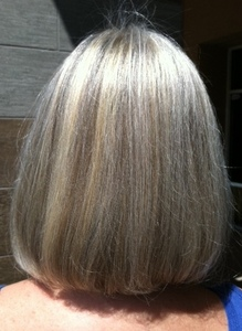 lowlights for gray hair with foil search results hairstyle galleries